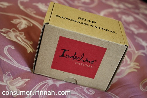 Indochine Natural Soaps