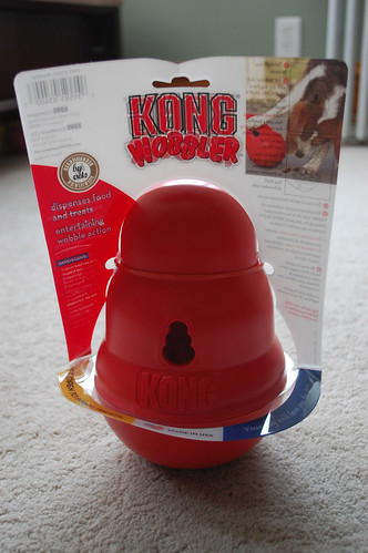 The Kong Wobbler