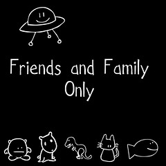 Friends and Family Only.... (Tqtangerine) Tags: family friends only