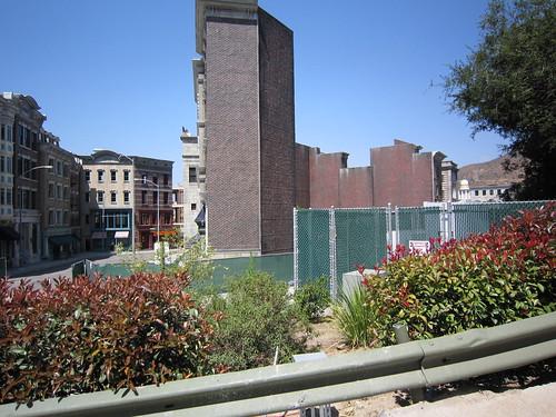 June 21, 2010 - Universal Studios Hollywood Park Update