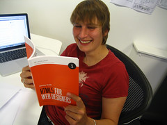 Cath reading HTML5 For Web Designers