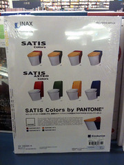 SATIS Colors by PANTONE