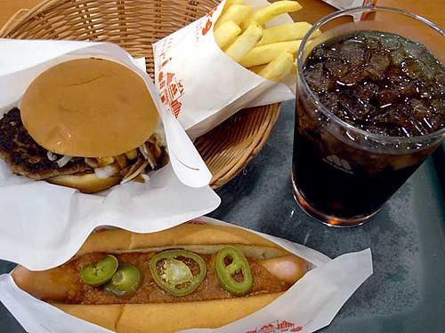 2010年6月28日の昼ご飯