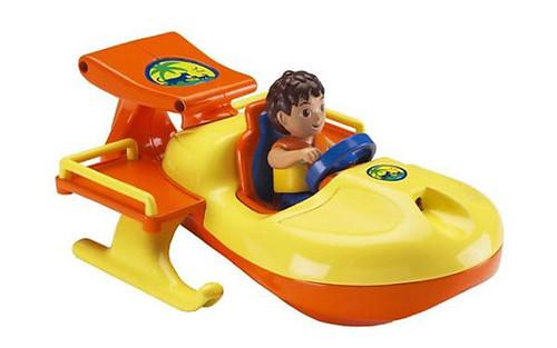 brinquedos submarino