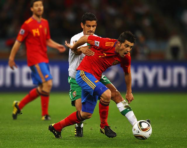 Mundial Fútbol España Portugal Ricardo Costa
