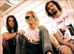 Nirvana - Dave, Kurt, Krist (Paul the Insomniac) Tags: nirvana grunge band kurtcobain kristnovoselic davegrohl