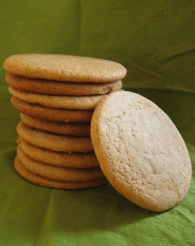 Honey Ginger Cardamom Cookies 1