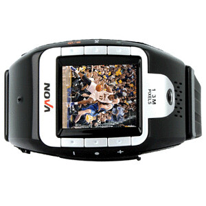 Tri-Band Dual SIM Cards Dual Standby Watch phone NOVA N800 with Bluetooth and Touch Screen
