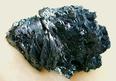 Manganite (Archangem) Tags: rock metal stone crystal pierre metallic mineral cristal mn gem specimen roche gemme manganite manganse
