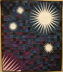 "Margaret Moyer - Star Rise, Sun Set 28"" x 33 1/2"""