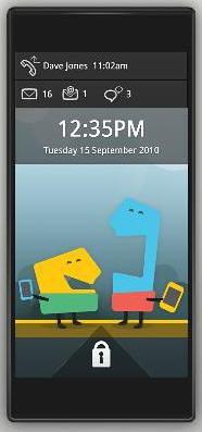 Nokia MeeGo Handheld