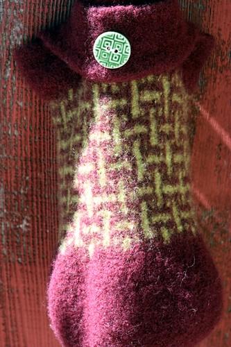 Lucy Bag closeup