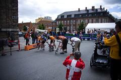 Svajerløb 2010 - Brompton Race