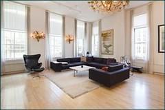 NY Loft Living Room