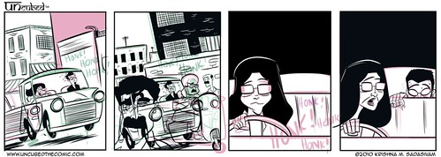 UNcubed 7-1-10 inks and pencils