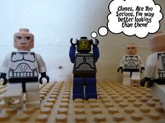 Day 1 (BirdboyJohan) Tags: star comic lego clones wars jango
