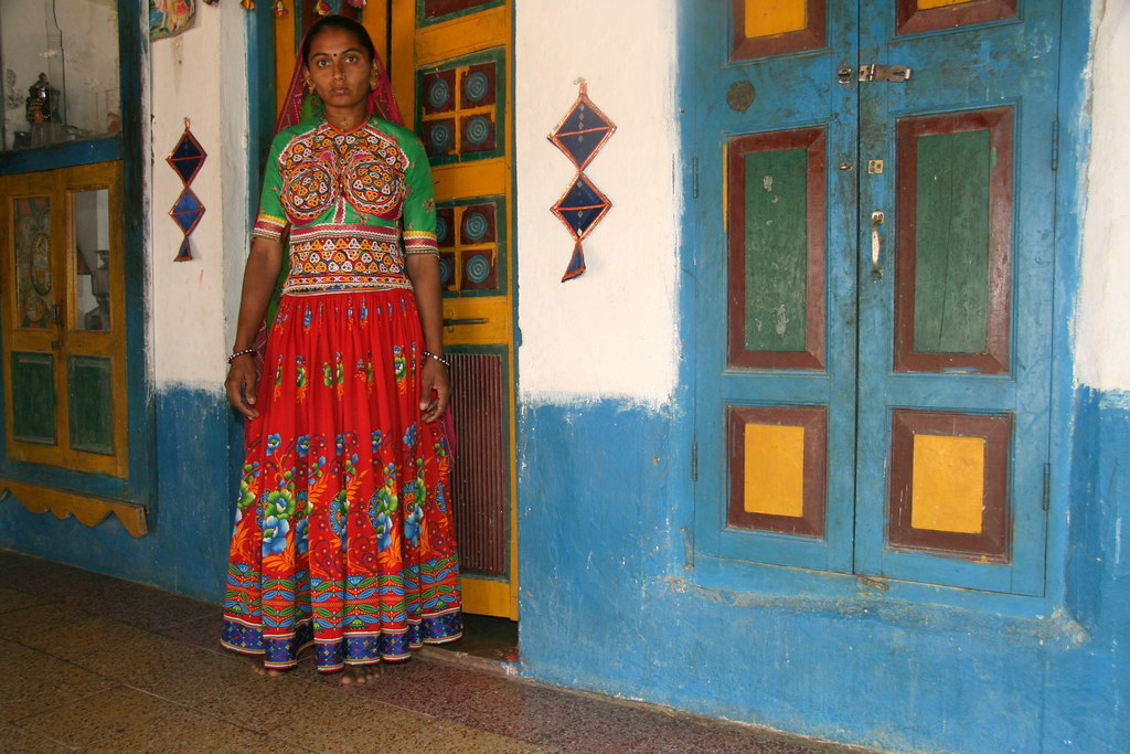 Doors and windows in Asia - India / Gujarat