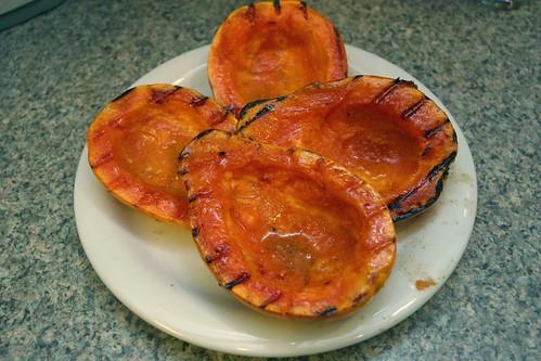 Plate of Papaya