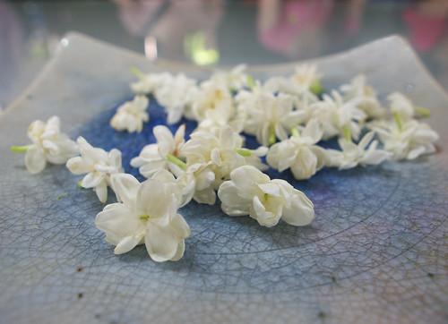 當作天然清香劑使用的花