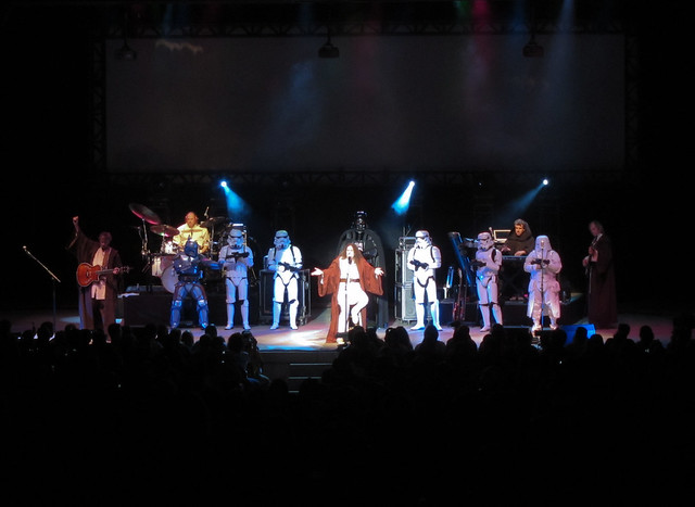 """Weird Al'' Yankovic Performing Anakin Skywalker"