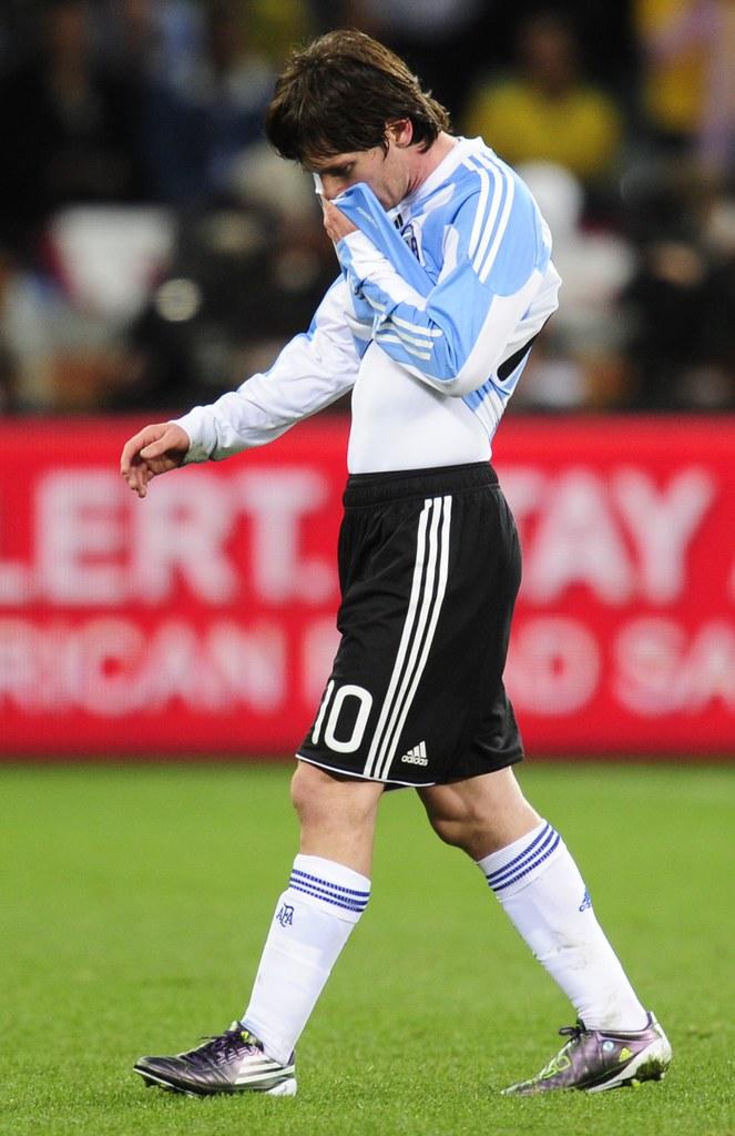 Mundial Argentina Alemania Lionel Messi