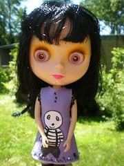 Alice: I like my dress!
