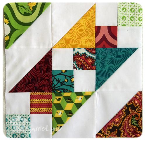 Quilt A-Long Block