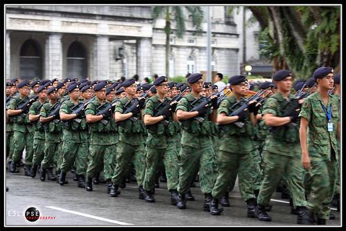 Singapore Army retains Mandate Communications