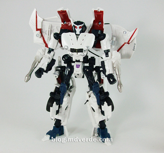 Transformers Starscream Alternity - modo robot