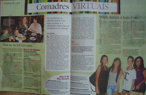 Comadre virtual...