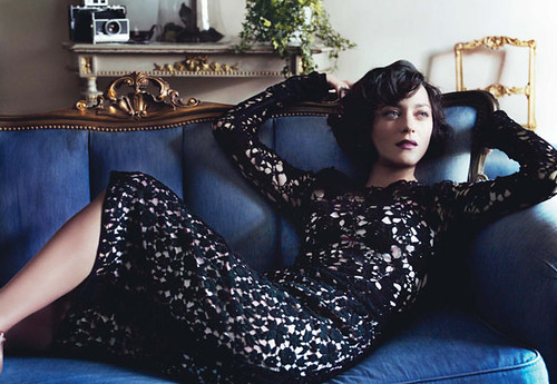 Marion Cotillard Vogue 1
