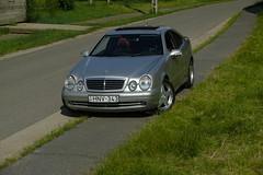CLK 430 AMG TM portfólió csiknor 23 (HerrTschik) Tags: mercedes v8 amg clk m113 designo w208 clk430