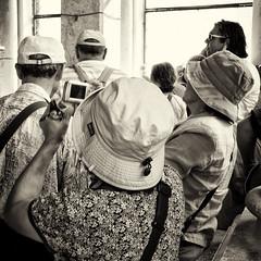 hat club (nick sturrock) Tags: venice italy campanile piazzasanmarco lumixgf1 20mmpancake
