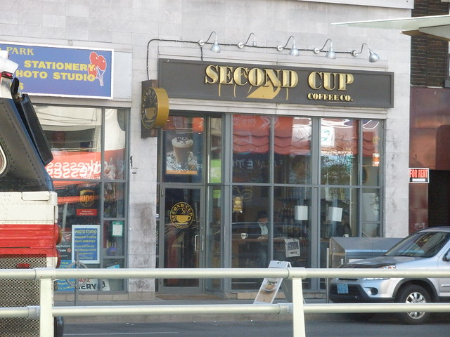 Scott Pilgrim Toronto Canada Second Cup