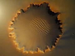 El crater Victoria.Marte-Tierra. Una anatom