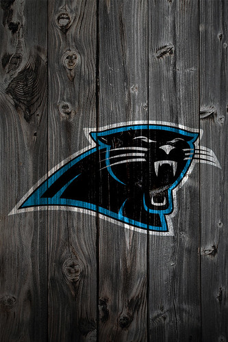 carolina panthers wallpaper. Carolina Panthers Wood iPhone