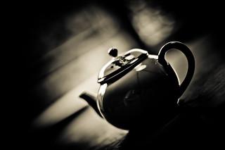 Le thé d'une amie