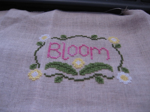 070710 Bloom finish