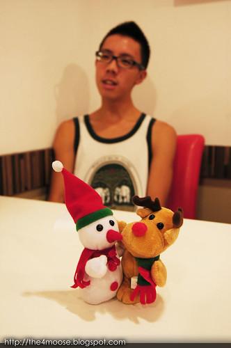 Mascots + JY