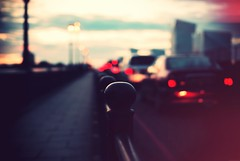 Burning Emotions (Mulia) Tags: bridge sunset london tramonto imac bokeh toycamera application explore battersea frontpage retouching