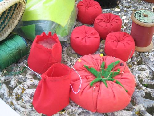 Old Fashion Tomato Preserves Without Lemon