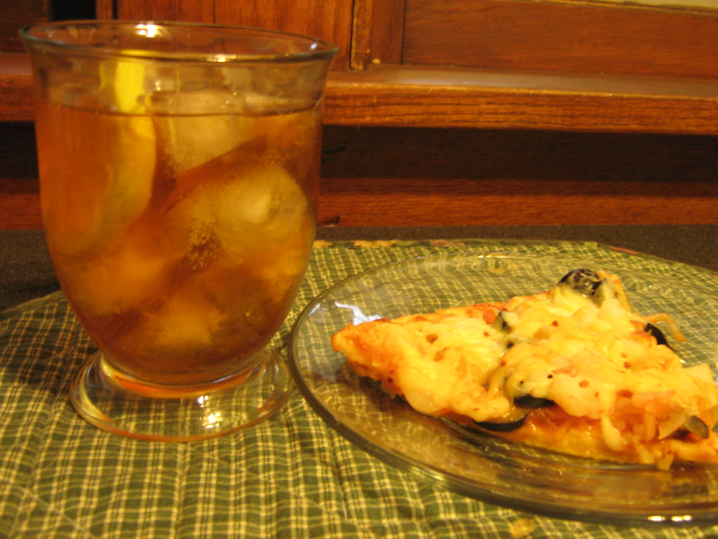 Joy of Cooking:  Recipe #19, Iced Tea (from hot water)