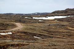 road to nowhere (lelizard) Tags: canada nunavut baffinisland iqaluit nunivut