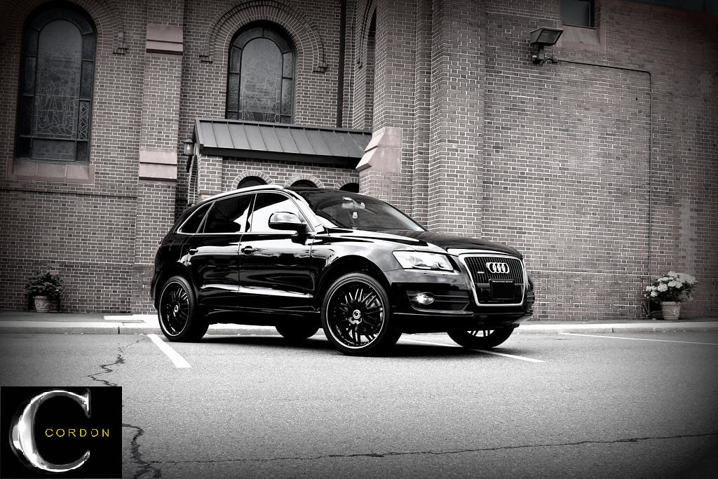 My Cordon SWAG: Check My Lady Swag - Audi Q5