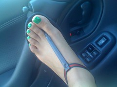 106897544 (chilltown1) Tags: feet toes ebony