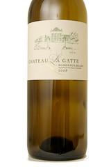 2008 Château La Gatte, Blanc