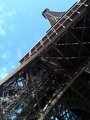 Eiffel Tower (David Lebovitz) Tags: paris france french eiffeltower champsdemars gustaveeiffel