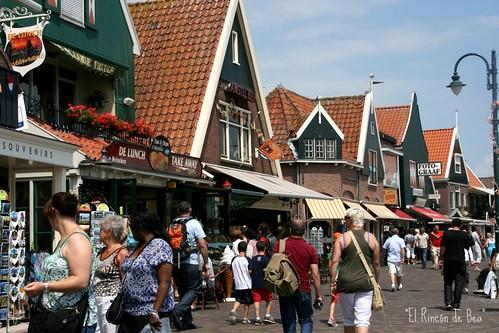 Paseo Marítimo, Volendam