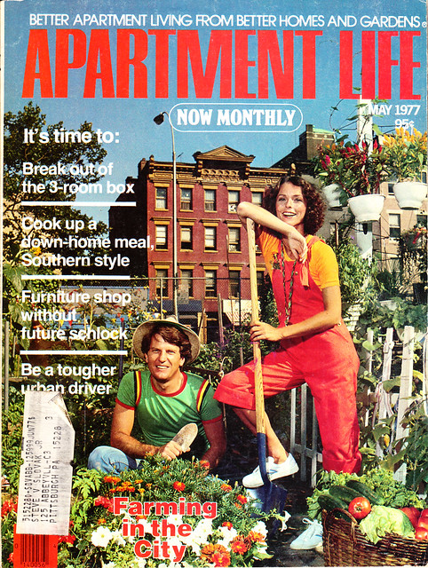 Apartment Life Magazine (May 1977)