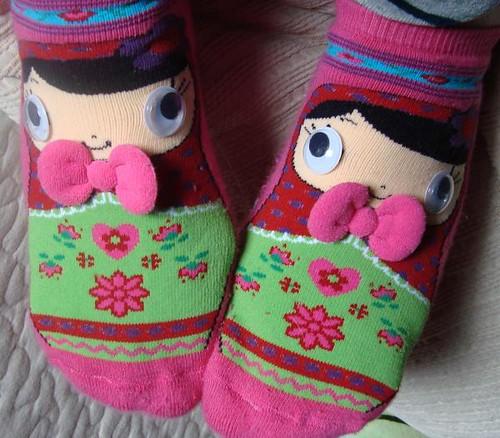 Matrioshka para o frio: